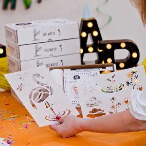 Party Kit Boxes